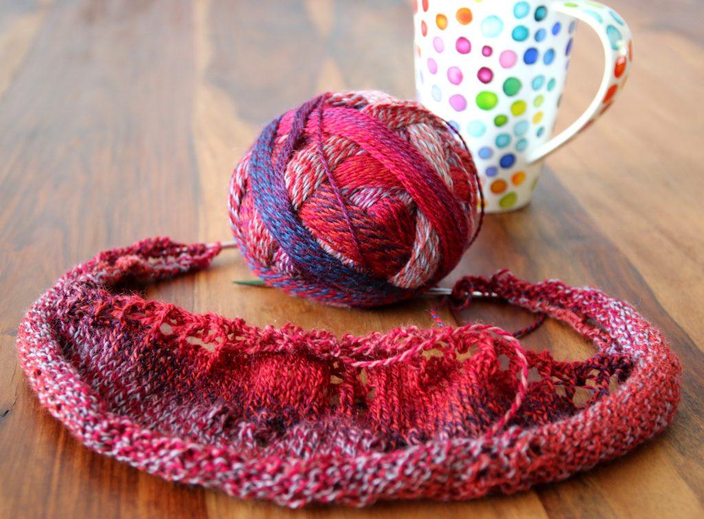 Mumpitz.design knitting time