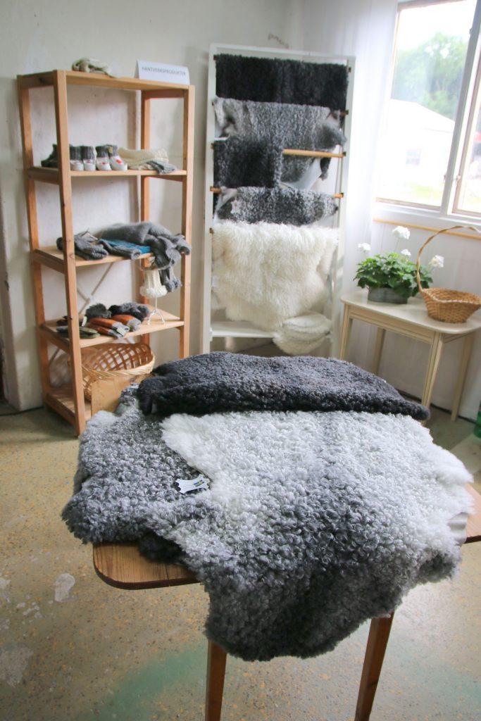 Gotland knitters travel report