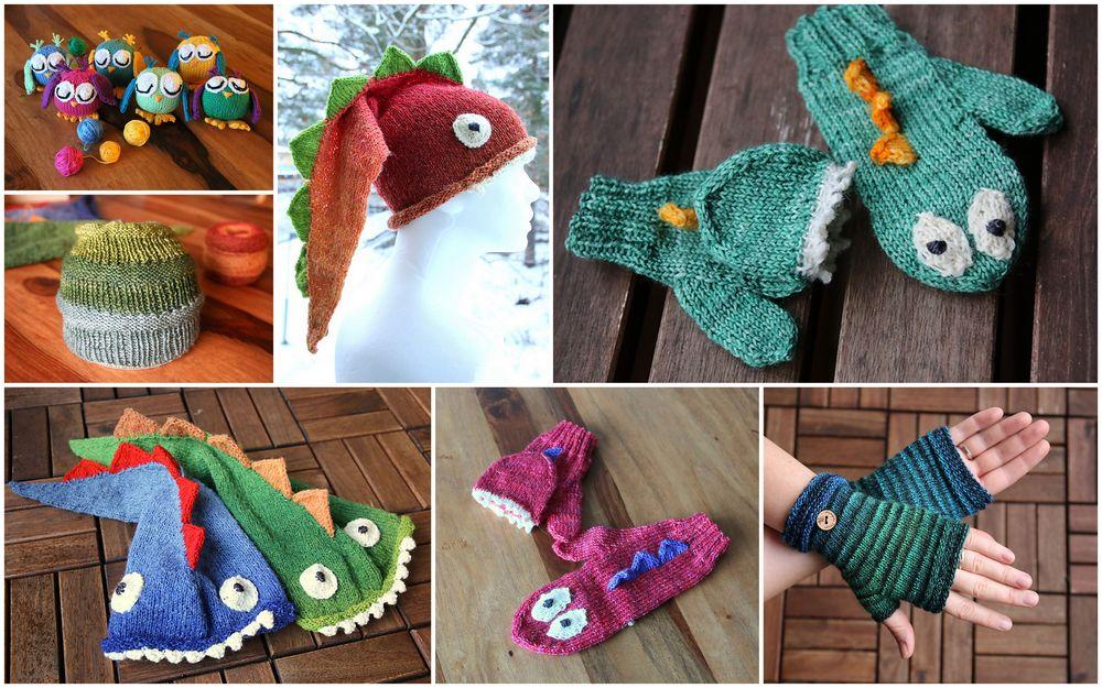 Mumpitz Design knitting patterns