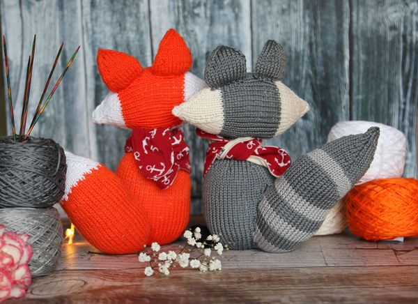 Best Woodland Friends - new pattern out now!