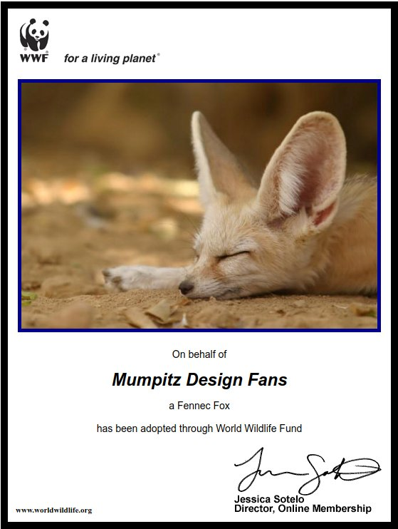 Mumpitz Design blog