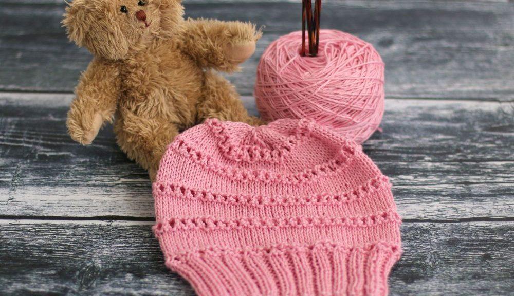 Summer Skies Hat knitting pattern