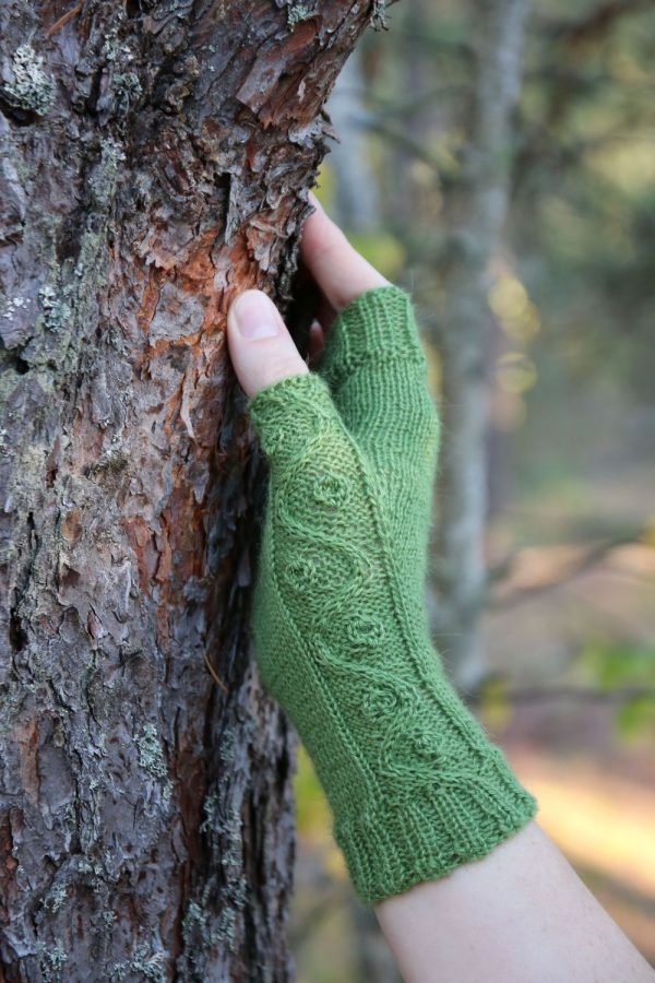 Friggs Mitts knitting pattern