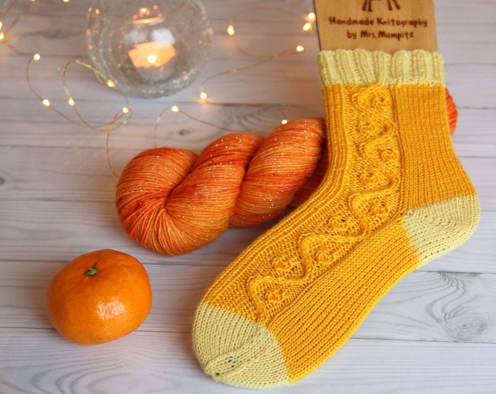 Friggs Socks knitting pattern