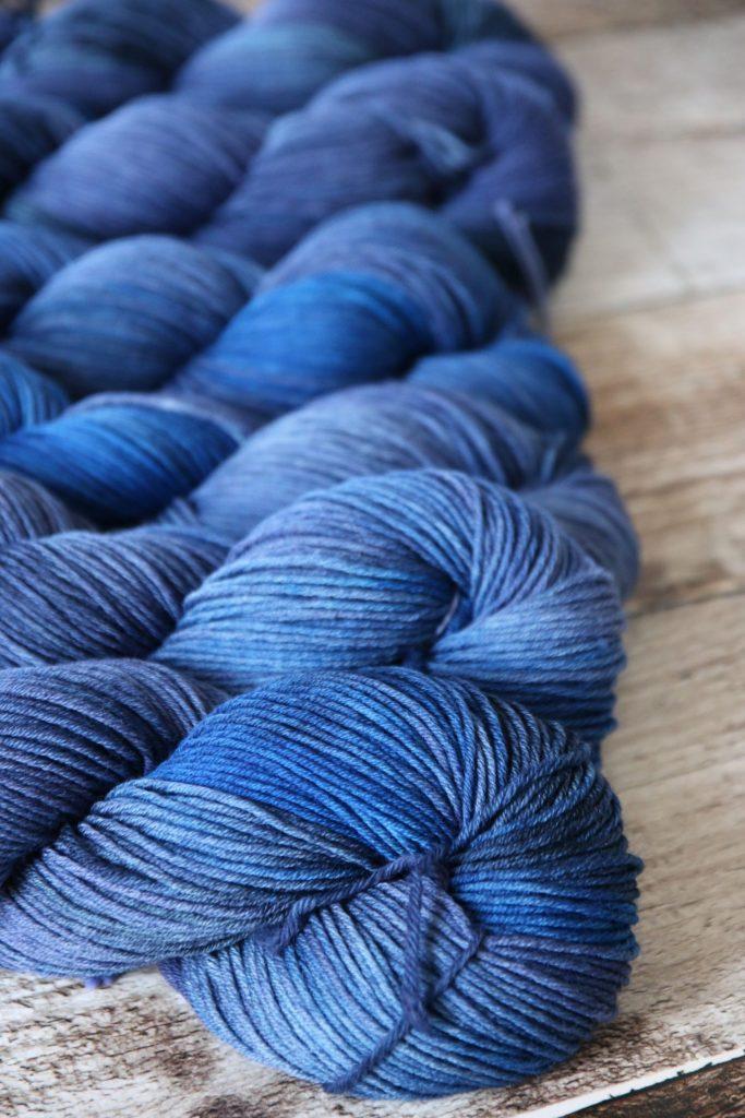 Jeans-y yarn