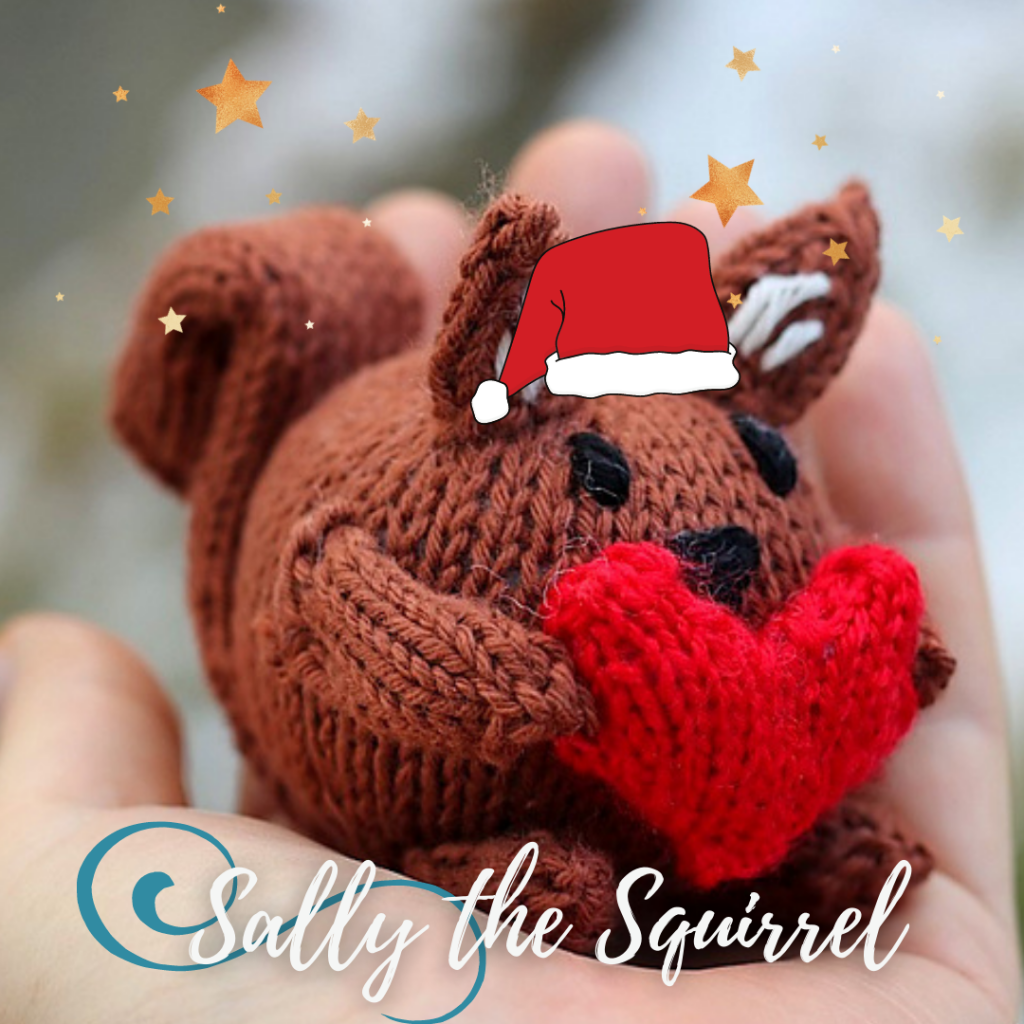 Sally the Squirrel