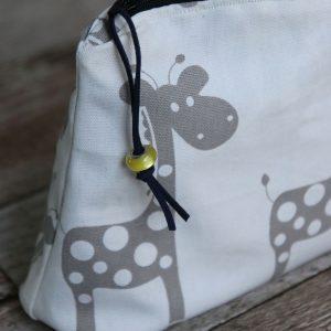 Zipper bag Medium