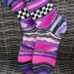 Creativity Booster Sock knitting pattern