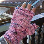 Mrsmumpitz convertible mittens knitting pattern