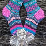 Creativity Booster Socks knitting pattern