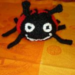 ladybug knitting pattern