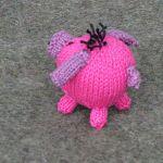 pig knitting pattern
