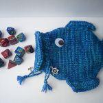 Fish bag knitting pattern