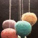 hot air balloons knitting pattern