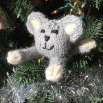 Minimeow knitting pattern