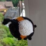 Bumblebee knitting pattern