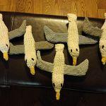 Sonja the seagull knitting pattern