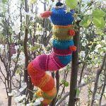 very hungry caterpillar knitting pattern