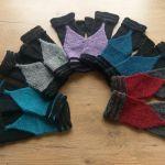 Follow me mittens knitting pattern
