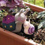 smilla the snail knitting pattern