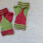 follow me mittens pattern