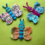 butterfly knitting pattern