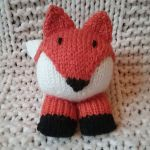 little mr fox knitting pattern