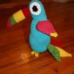 toucan tim knitting pattern