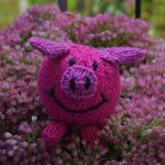 Peggy the Piggy knitting pattern