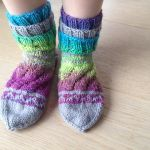 creativity booster sock pattern