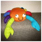 Ooh Crab! Knitting pattern